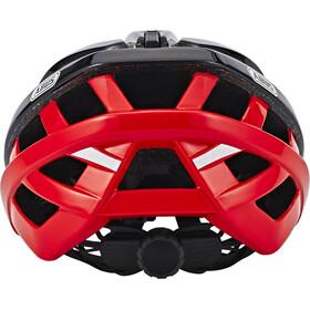 ABUS In-Vizz Ascent Casco, red comb
